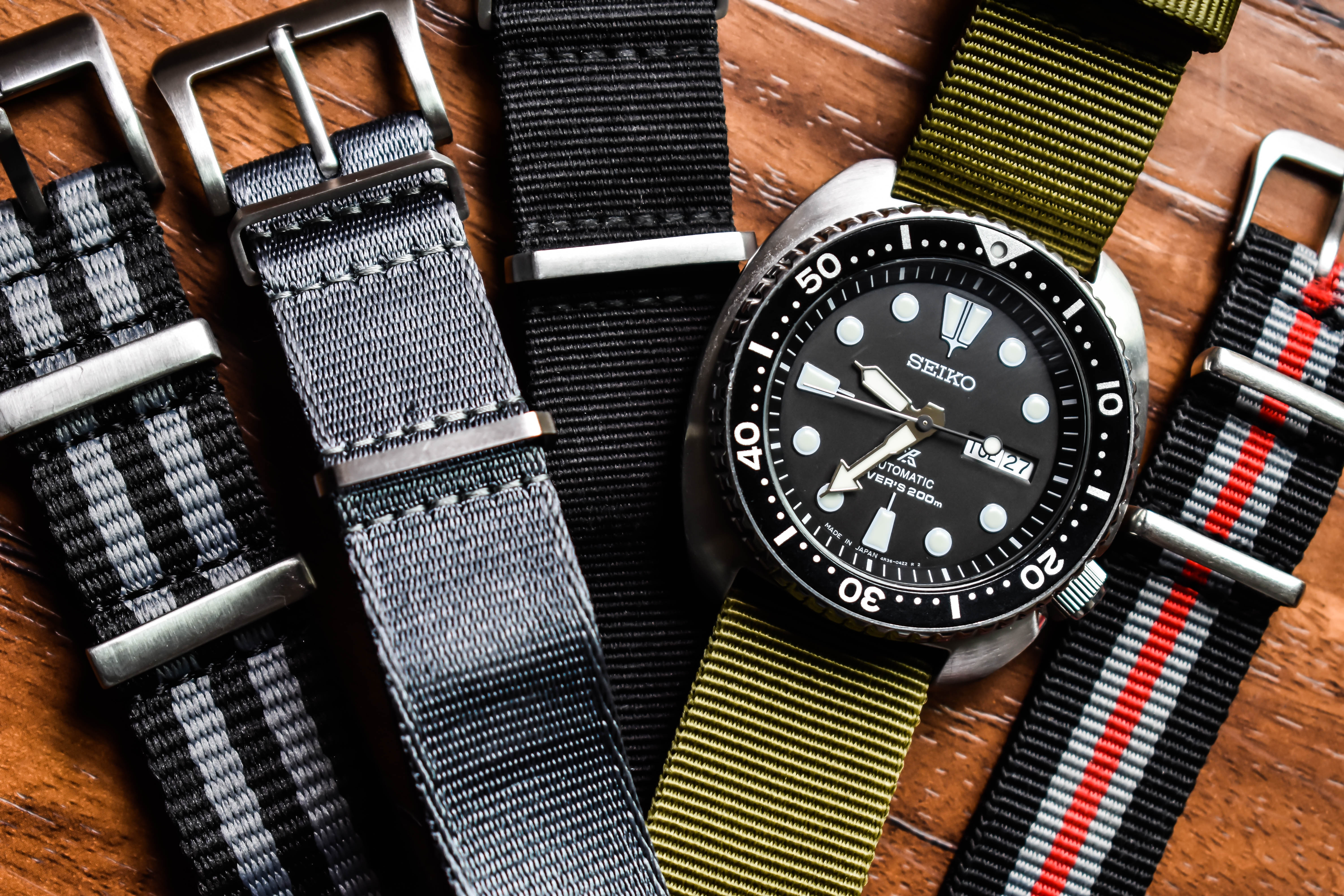 5c485a4e5 Given its rich history and practical design, it really is quite  understandable why the NATO strap has become so popular among WIS and  non-WIS alike.