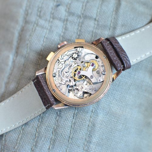 Know your Movements:  In-Depth with the Chronograph Venus 170